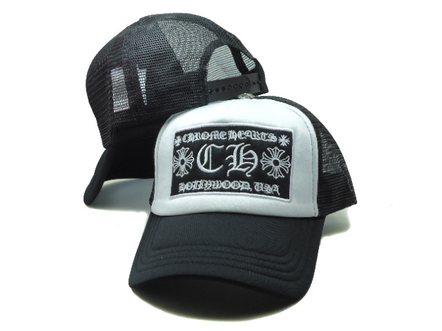 Chrome Hearts Mesh Snapback Hat SF 0701