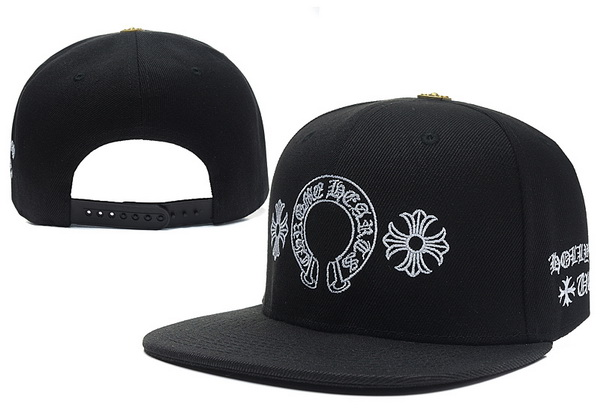 Chrome Hearts Snapback Hat X-DF (1)