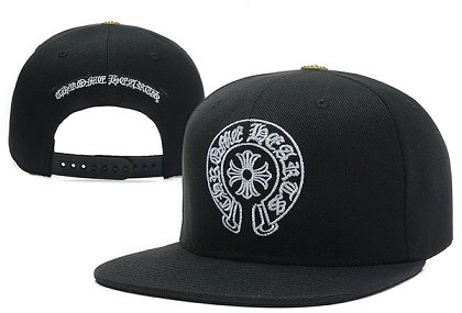 Chrome Hearts Snapback Hat X-DF (2)