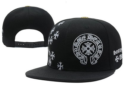 Chrome Hearts Snapback Hat X-DF (3)