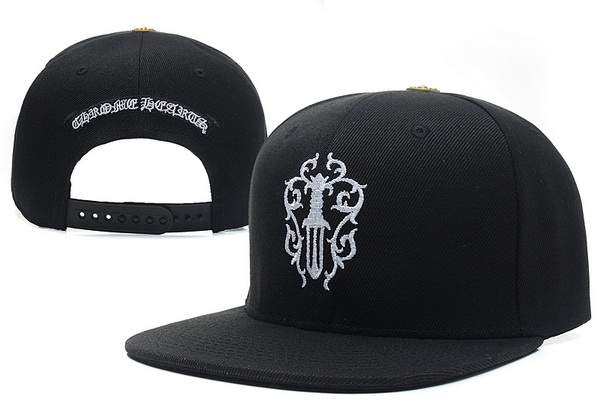 Chrome Hearts Snapback Hat X-DF (5)