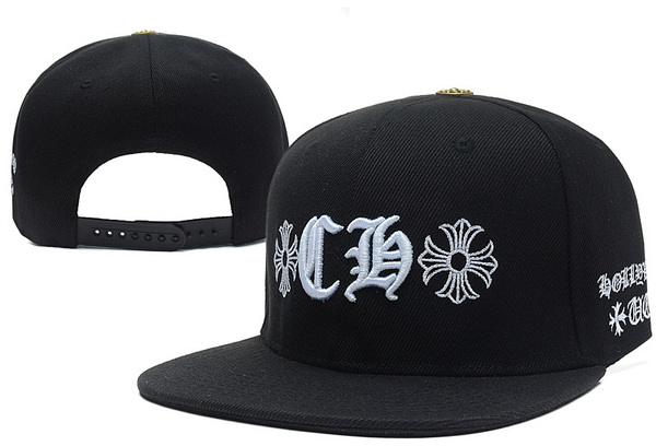 Chrome Hearts Snapback Hat X-DF (7)