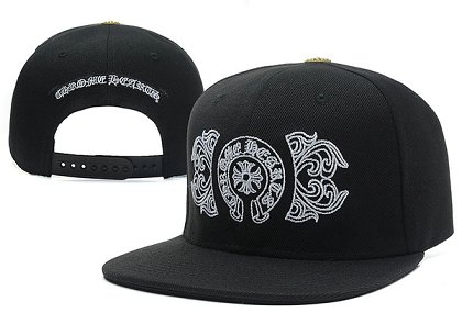 Chrome Hearts Snapback Hat X-DF (8)