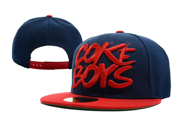 Coke Boys Snapbacks Hat XDF 1