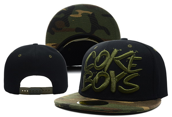 Coke Boys Snapbacks Hat XDF 7