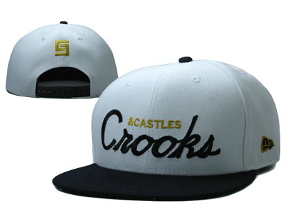 Crooks and Castles Hat SF-I