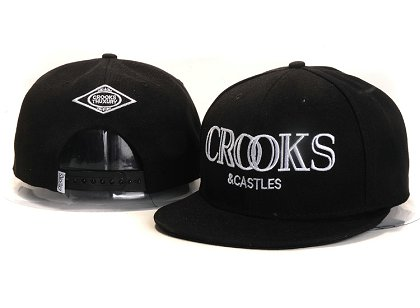 Crooks and Castles Hat YS 8S1