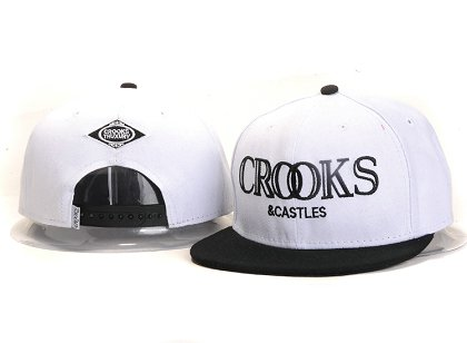 Crooks and Castles Hat YS 8S2