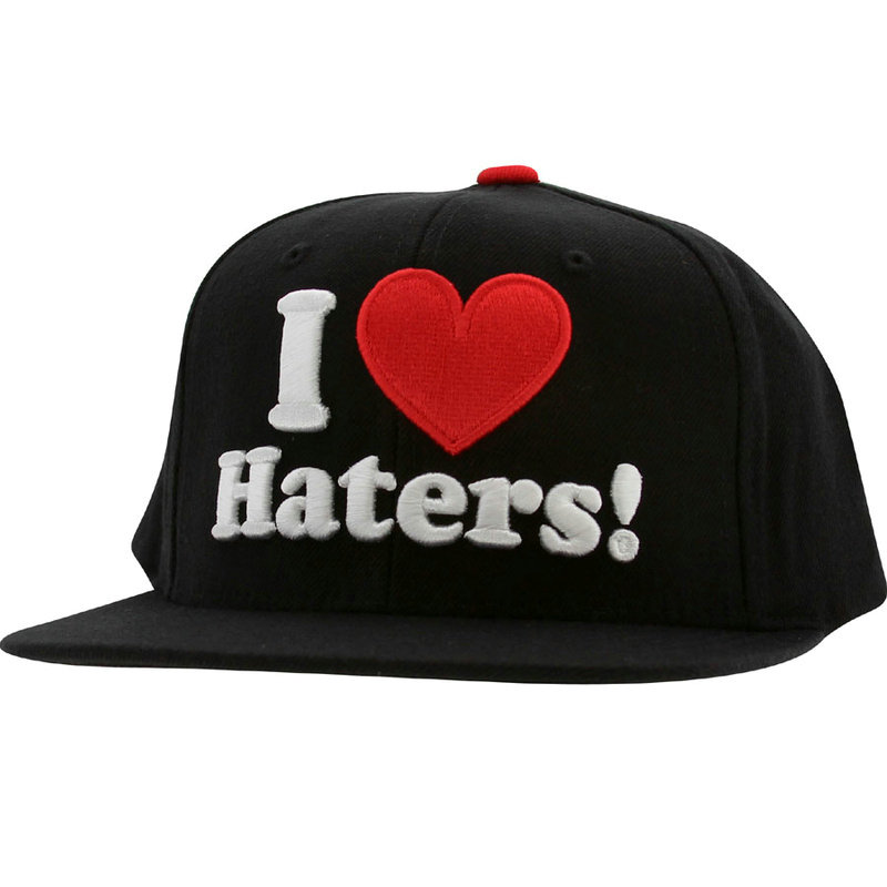 DGK Black Snapbacks Hat GF 1