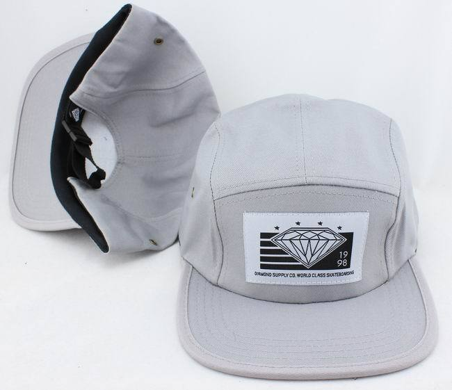 DIAMOND SUPRELY.CO 5-PANEL HAT JT1