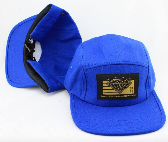 DIAMOND SUPRELY.CO 5-PANEL HAT JT2