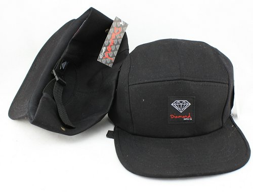 DIAMOND SUPRELY.CO 5-PANEL HAT JT3