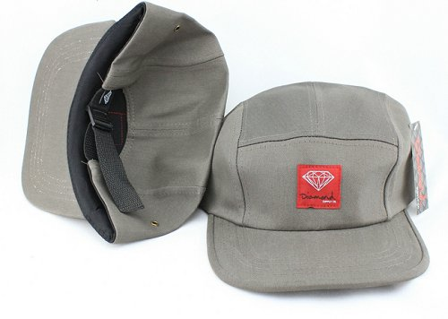 DIAMOND SUPRELY.CO 5-PANEL HAT JT4