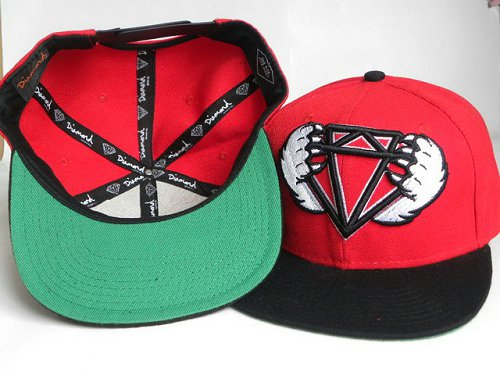 DIAMOND SUPRELY.CO Snapback Hat DD01