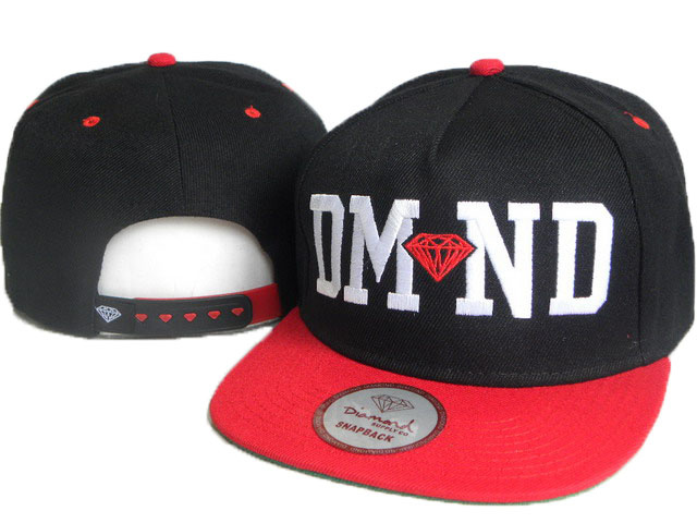 DIAMOND SUPRELY.CO Snapback Hat DD02