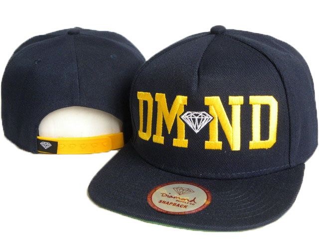 DIAMOND SUPRELY.CO Snapback Hat DD03