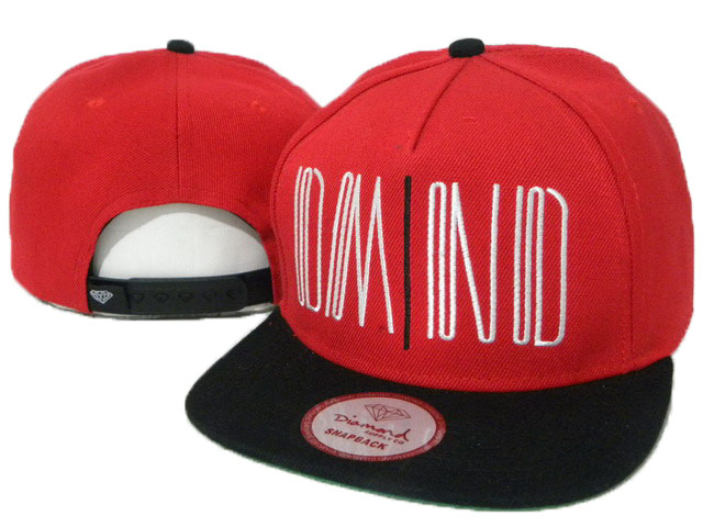 DIAMOND SUPRELY.CO Snapback Hat DD04