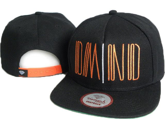 DIAMOND SUPRELY.CO Snapback Hat DD05