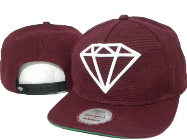 DIAMOND SUPRELY.CO Snapback Hat DD06