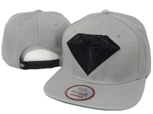 DIAMOND SUPRELY.CO Snapback Hat DD07