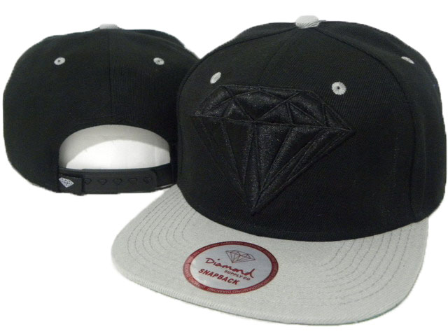DIAMOND SUPRELY.CO Snapback Hat DD08