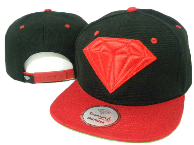 DIAMOND SUPRELY.CO Snapback Hat DD09