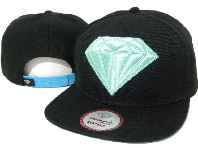 DIAMOND SUPRELY.CO Snapback Hat DD10