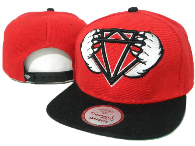 DIAMOND SUPRELY.CO Snapback Hat DD13