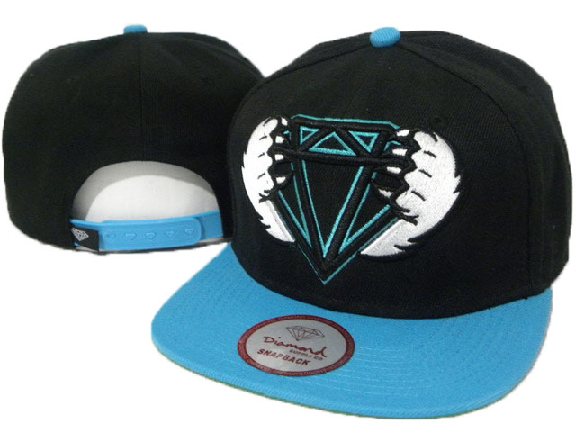 DIAMOND SUPRELY.CO Snapback Hat DD14