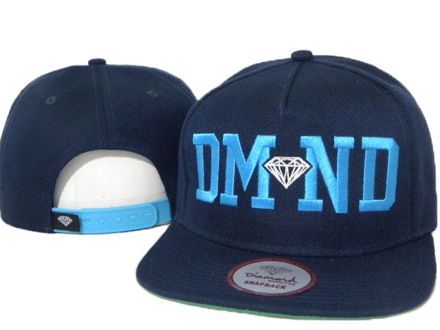 DIAMOND SUPRELY.CO Snapback Hat DD15