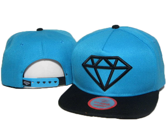 DIAMOND SUPRELY.CO Snapback Hat DD16