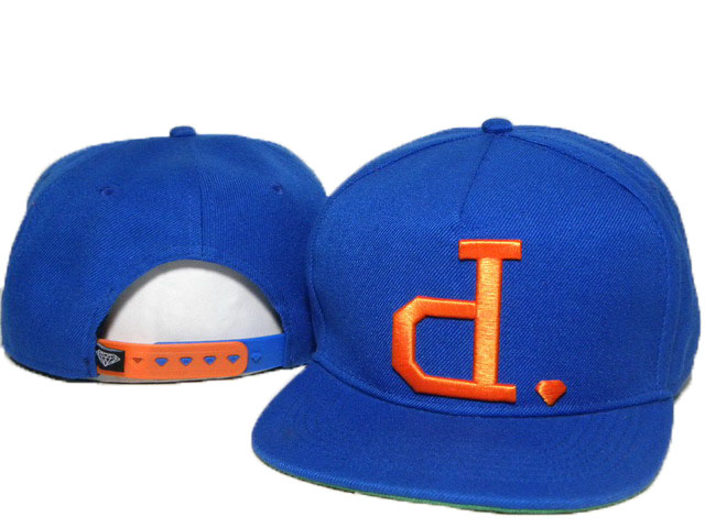 DIAMOND SUPRELY.CO Snapback Hat DD19