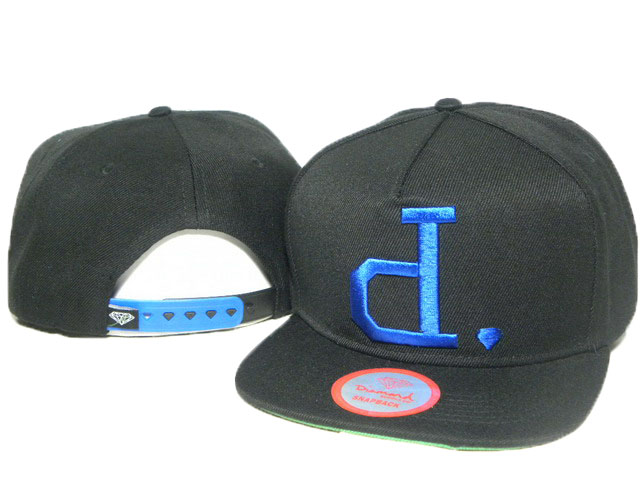 DIAMOND SUPRELY.CO Snapback Hat DD20