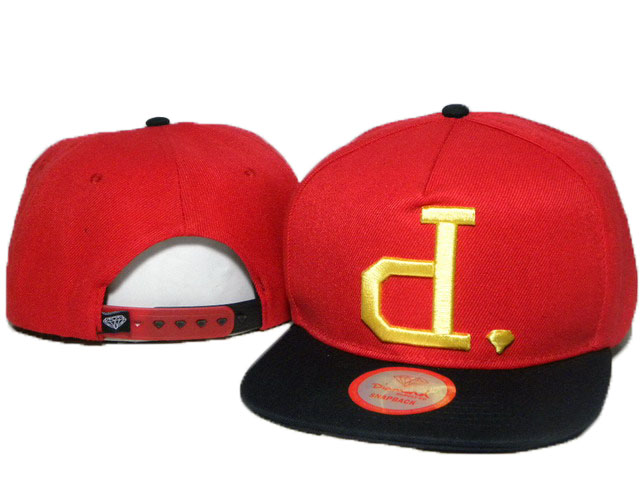 DIAMOND SUPRELY.CO Snapback Hat DD21