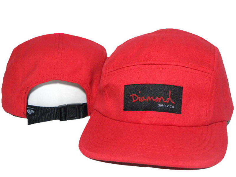 DIAMOND SUPRELY.CO Snapback Hat DD22