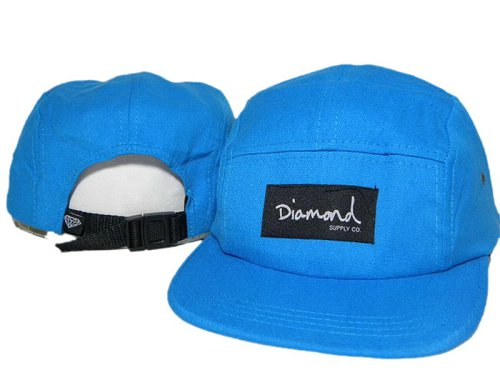 DIAMOND SUPRELY.CO Snapback Hat DD23