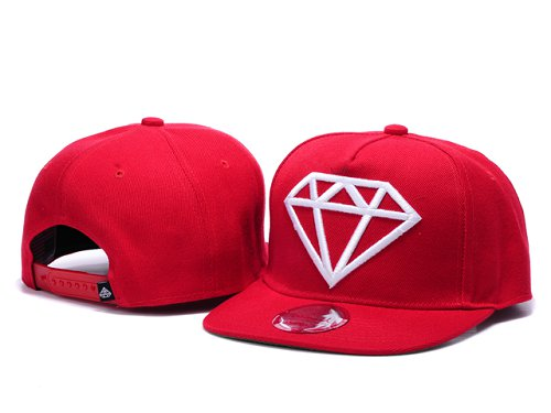 DIAMOND SUPRELY.CO Snapback Hat LX 02