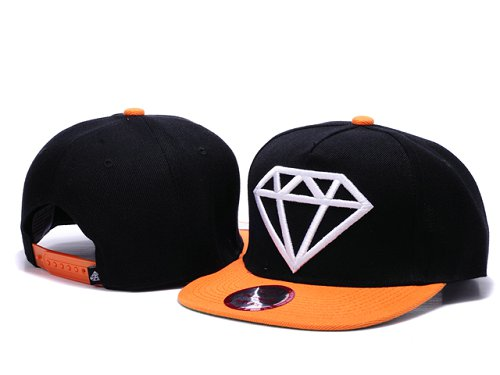 DIAMOND SUPRELY.CO Snapback Hat LX 03