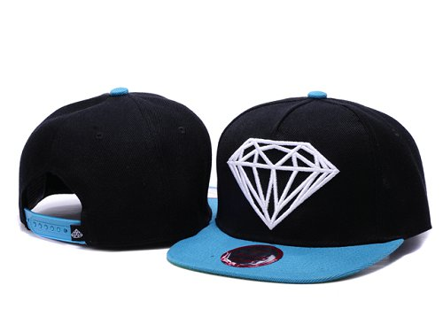 DIAMOND SUPRELY.CO Snapback Hat LX 04