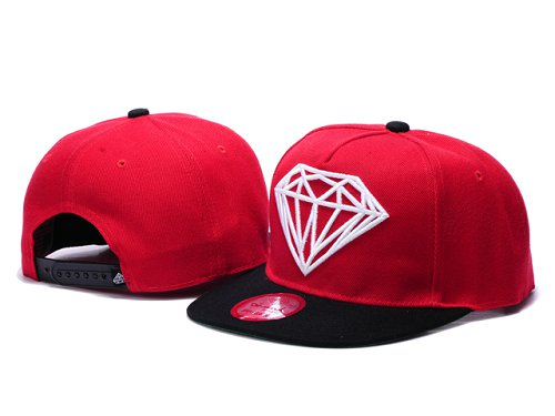 DIAMOND SUPRELY.CO Snapback Hat LX 05