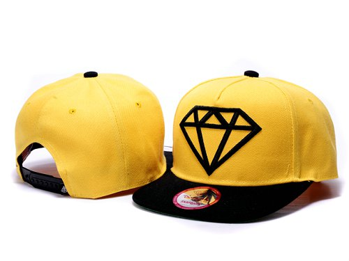 DIAMOND SUPRELY.CO Snapback Hat LX 06