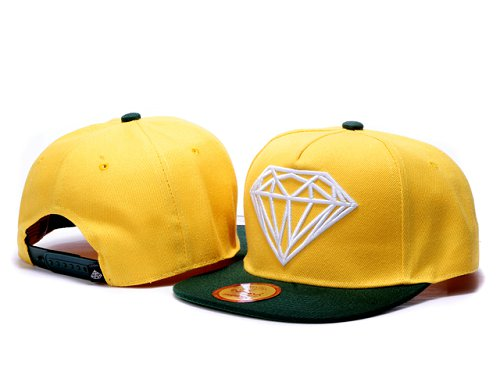 DIAMOND SUPRELY.CO Snapback Hat LX 07