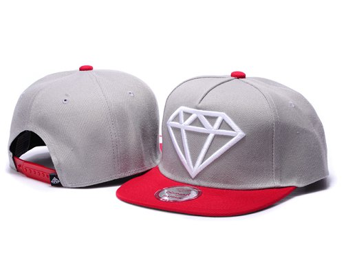 DIAMOND SUPRELY.CO Snapback Hat LX 08