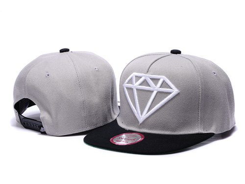 DIAMOND SUPRELY.CO Snapback Hat LX 09