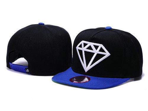 DIAMOND SUPRELY.CO Snapback Hat LX 10