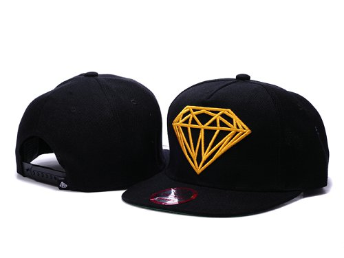 DIAMOND SUPRELY.CO Snapback Hat LX 11
