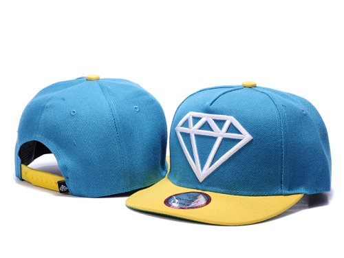 DIAMOND SUPRELY.CO Snapback Hat LX 12
