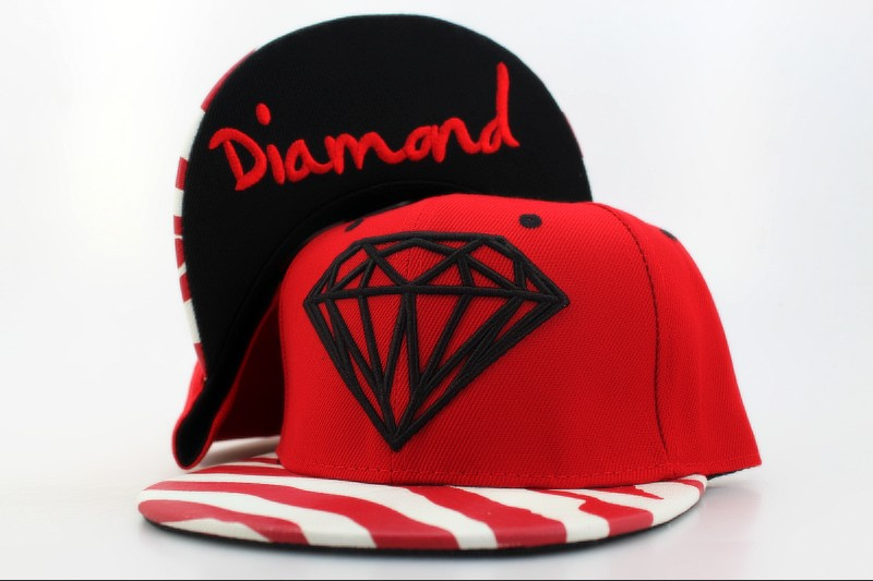 Diamonds Supply Co Hat QH 3