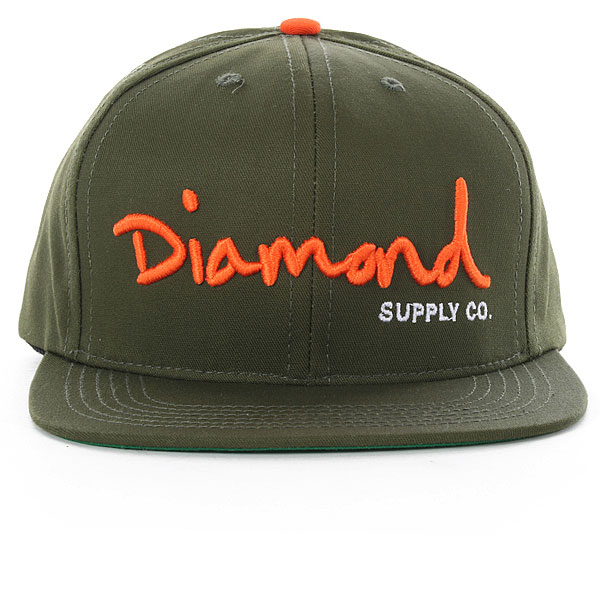 Diamonds Supply Co Hat SF 02