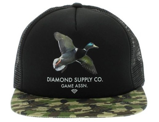 Diamonds Supply Co Hat SF 12